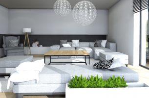 Kontrastowy minimalizm